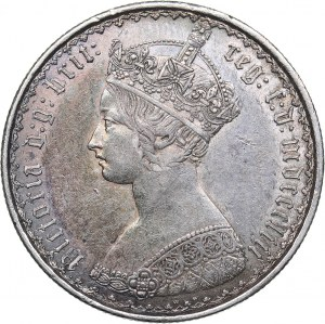 Great Britain Florin 1853