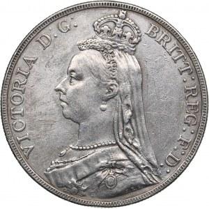 Great Britain Crown 1887