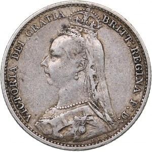 Great Britain 6 pence 1892