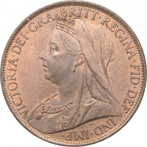 Great Britain penny 1898