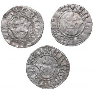 Denmark sterling ND - Erik of Pomerania (1396-1439) (3)
