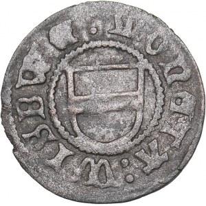 Denmark - Gotland Hvyd ND - Frederik I (1523-1533)