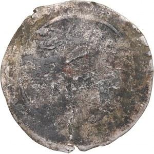 Bohemia Prager Groschen ND - Countermark crossed keys