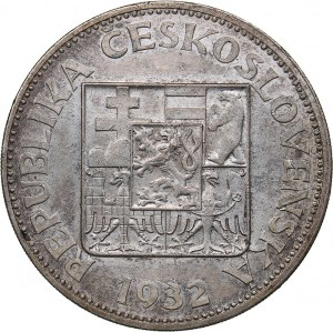 Czechoslovakia 10 korun 1932