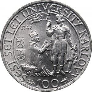Czechoslovakia 100 korun 1948