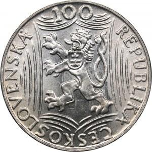 Czechoslovakia 100 korun 1949
