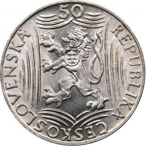 Czechoslovakia 50 korun 1949