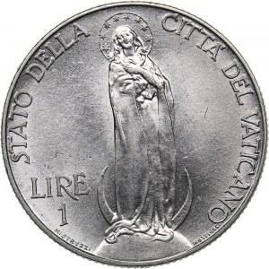 Vatican Lira 1939
