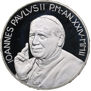 Vatican 5 euro 2002
