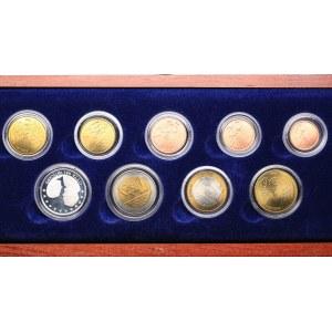 Vatican set of souvenir euro 2005
