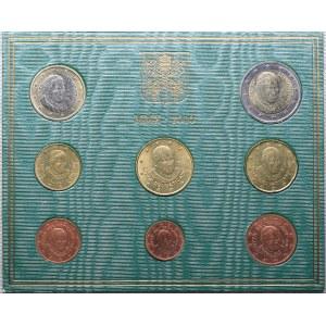 Vatican set of coins 2010