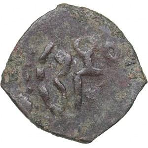 Islamic, Mongols AE Pulo АН692 - Tokta (1291-1312 AD)