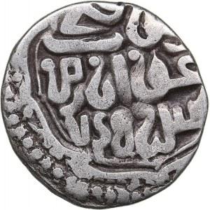 Islamic, Mongols: Jujids - Golden Horde - Khwarezm AR dirham AH745 - Jani Beg (1341-1357 AD)