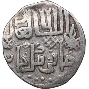 Islamic, Mongols: Jujids - Golden Horde - Saray al-Jadida AR dirham AH746 - Jani Beg (1341-1357 AD)