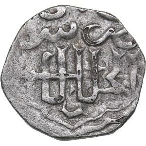 Islamic, Mongols: Jujids - Golden Horde - Saray al-Jadida AR dirham AH747 - Jani Beg (1341-1357 AD)