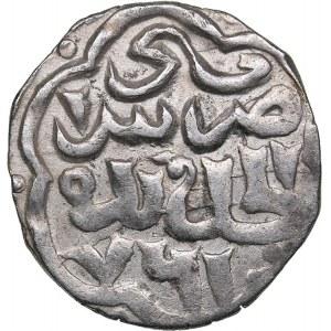 Islamic, Mongols: Jujids - Golden Horde - Saray al-Jadida AR Dirham AH761 - Khidr (1360-1361 AD)