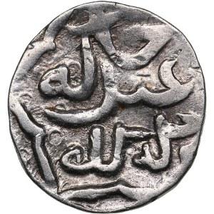 Islamic, Mongols: Jujids - Golden Horde - Azak AR dirham AH764 - Abdullah Khan ibn Uzbeg (1367-1368 AD)