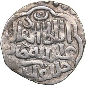 Islamic, Mongols: Jujids - Golden Horde - Ordu AR dirham AH770 - Abdullah Khan ibn Uzbeg (1367-1368 AD)