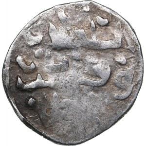 Islamic, Mongols: Jujids - Golden Horde - Azak AR dirham AH787 - Tokhtamysh (1380-1395 AD)