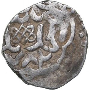 Islamic, Mongols: Jujids - Golden Horde - Saray al-Jadida AR dirham AH782 - Tokhtamysh (1380-1395 AD)