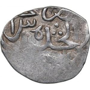 Islamic, Mongols: Jujids - Golden Horde - Saray al-Jadida AR dirham AH786 - Tokhtamysh (1380-1395 AD)