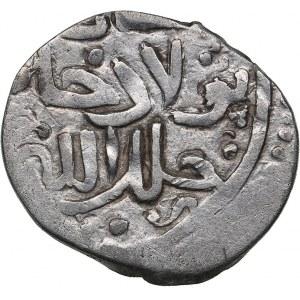 Islamic, Mongols: Jujids - Golden Horde - Saray al-Jadida AR dirham AH810 - Pulad Khan ibn Shadi Beg (1407–1410 AD)