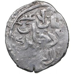 Islamic, Mongols: Jujids - Golden Horde - Saray al-Jadida AR dirham AH810-AH813 - Pulad Khan ibn Shadi Beg (1407–1410 AD