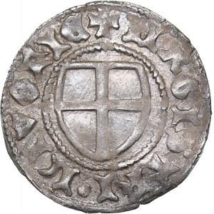 Reval schilling ND - Gisbrecht von Ruttenberg (1424-1433)