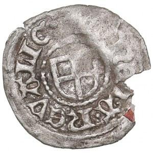 Reval pfennig ND - Wolter von Plettenberg (1494-1535)