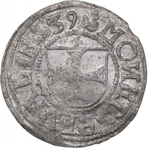 Reval Schilling 1539 - Hermann Brüggenei-Hasenkamp (1535-1549)