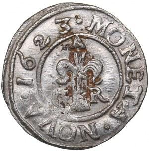 Reval - Sweden 1 öre 1623 - Gustav II Adolf (1611-1632)