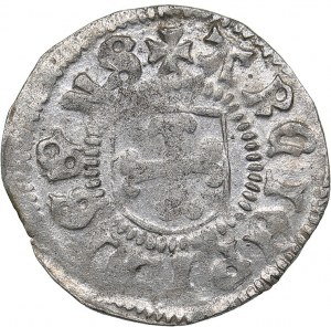 Riga schilling ND - Michael Hildebrand and Wolter von Plettenberg (1500-1509)