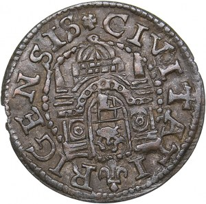 Riga Free City schilling 1577