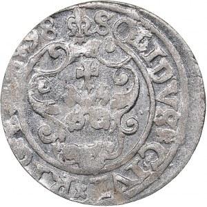 Riga - Poland solidus 1598 - Sigismund III (1587-1632)