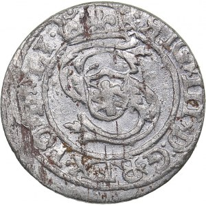 Riga - Poland solidus 1598/9 - Sigismund III (1587-1632)