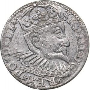 Riga 3 grosz 1598 - Sigismund III (1587-1632)