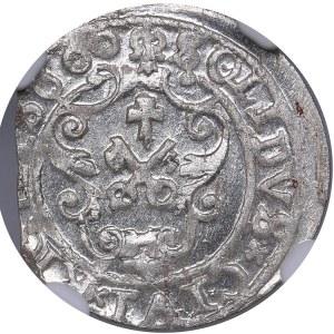 Riga - Poland solidus 1600 - Sigismund III (1587-1632) - NGC MS 66