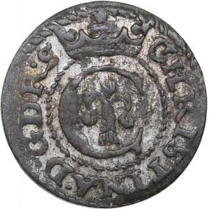 Livonia (Riga) - Sweden Solidus XL (1640) - Kristina (1632-1654)