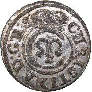 Riga - Sweden Solidus 1648 - Kristina (1632-1654)