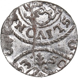 Livonia (Riga) - Sweden Solidus 1653 - Kristina (1632-1654)1647