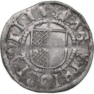 Wenden schilling ND - Wolter von Plettenberg (1494-1535)