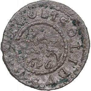 Courland Schlling 1646 - Jacob Kettler (1642-1681)