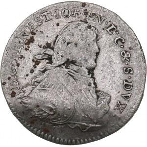 Courland 3 groschen 1764 - Ernst Johann Biron (1763-1769)