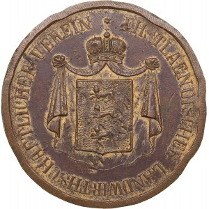 Estonia medal Estonian Agricultural Society ca 1900