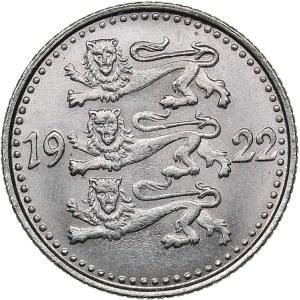 Estonia 1 mark 1922