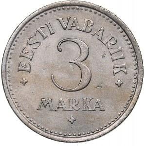 Estonia 3 marka 1922