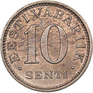 Estonia 10 senti 1931