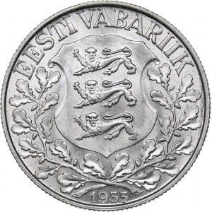 Estonia 1 kroon 1933 Song Festival