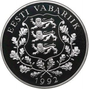 Estonia 10 krooni 1992