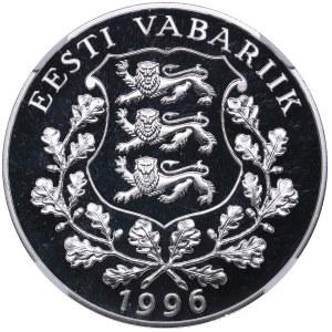 Estonia 100 krooni 1996 - Olympics - NGC PF 69 ULTRA CAMEO